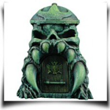 Discount Castle Grayskull Business Card Holder
