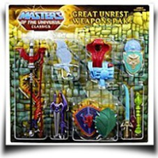 Discount Heman Classics Exclusive Weapons Pak