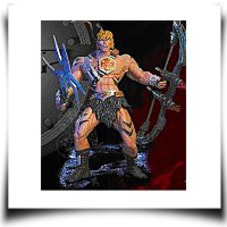 Discount Heman Jungle Attack Action Figure 2002