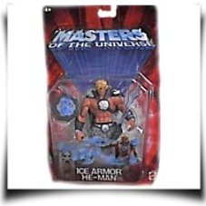 Masters Of The Universe Ice Armor Heman