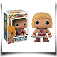Pop Mattel Heman Masters Of The Universe