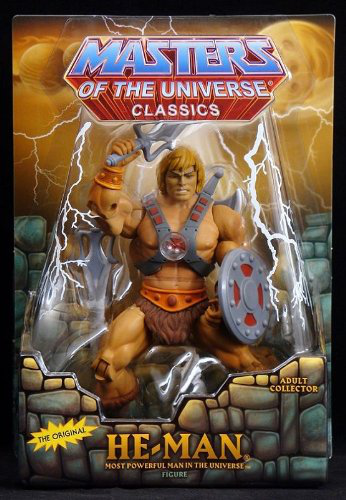 He Man Masters Of The Universe Classics Action Figure