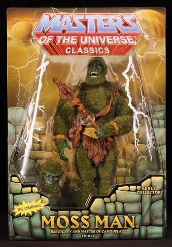 He Man Exclusive Action Figure Moss Man