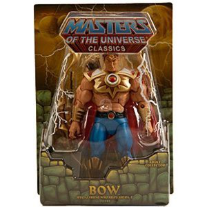 He Man Masters Of The Universe Classics Exclusive Action Figure Bow